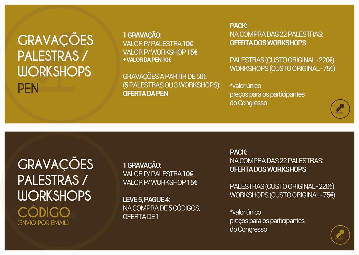 Gravações - 2º Congresso Internacional de Astrologia